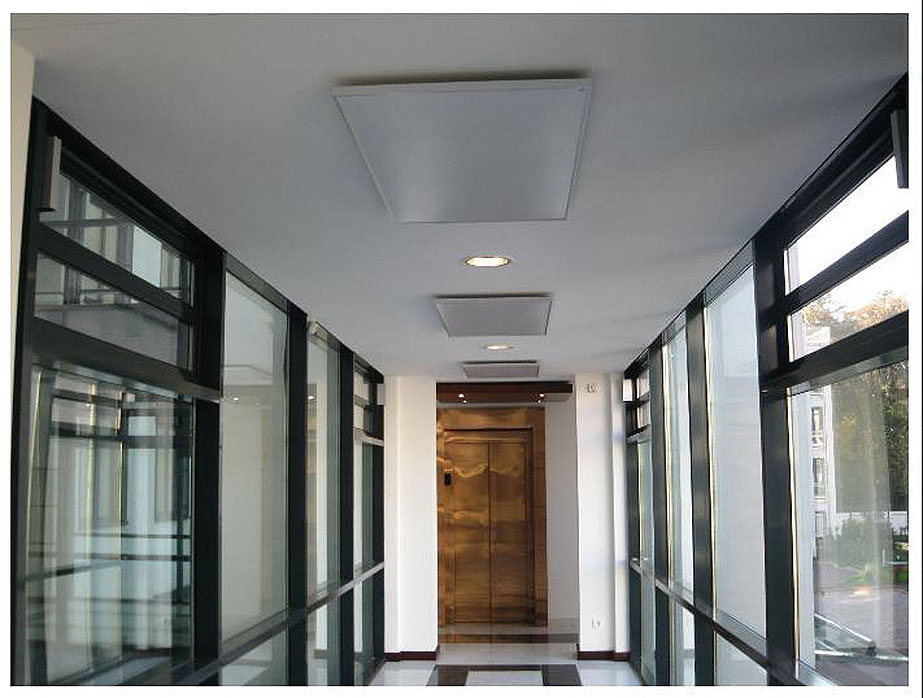Infrarood panelen als bijverwarming - Warmtepanelen